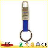 Trousseau de clés en cuir d'unité centrale de promotion