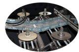 Computergesteuerter seitlicher Dichtungs-Beutel des PLC-Screen-3, der Maschine herstellt