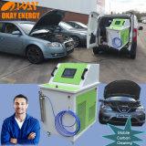 De mobiele Schonere Koolstof van de Motor van de Waterstof van de Auto van de Apparatuur CCS1500 van de Autowasserette