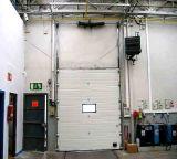 企業の企業のドアの自動工業のオーバーヘッドドアを滑らせる部門別のドアの倉庫