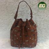 魅力的なデザイン方法女性のハンドバッグの熱い販売の最上質のバケツのバッグレディーハンド・バッグSh153