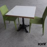 A fábrica fornece a mesa de centro de superfície de 2 Seater Soild