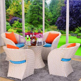 Mobília ao ar livre do Rattan do PE do balcão do lazer do hotel do café do clube do pátio do jardim