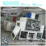 3D de pièces automobiles de la machine de séchage UV pour la peinture de la Résine d'encre UV Vernis