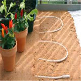 De groene Kabel van /Heating van de Kabel van pvc Elektrische voor het Verwarmen van de Boom