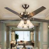 Ventilatore di soffitto decorativo di buona qualità di disegno moderno con indicatore luminoso dal fornitore della Cina