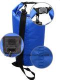 カスタムロゴのウェットスーツの乾燥した袋の海洋のパック20L PVC