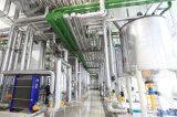 Planta de refinación de aceite de cacahuete con CE aprobó