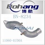 Carcaça do termostato da peça sobresselente do motor de Bonai/tomada da água (11060-EC00A)