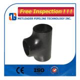 Te DIN2615 del acero de carbón para la tubería