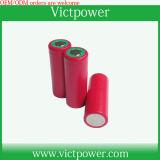 Nachladbare Lithium-Ionenbatterie 18500 1620mAh 3.7V Li-Ionbatterie