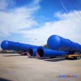 AACの煉瓦を作るための直径2850mmの蒸気暖房のオートクレーブ
