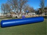 スポーツのゲームK8077のためのビーム空気Paintballの長く膨脹可能な燃料庫