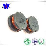 Inducteur à forte intensité de bobine d'inducteur de SMD