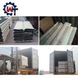 Chinesische Farben-überzogenes Metalldach-Blatt für Bauunternehmen-Materialien