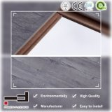 12mm Gery Oak Eir Sparking V-biseauté la preuve de l'eau de style américain des planchers laminés
