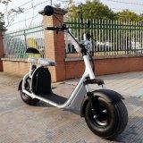 nicht für den Straßenverkehr fetter Gummireifen-elektrischer Mobilitäts-Roller 1000W 60V Harley