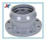 Bride de solides totaux de PVC avec l'une seule pièce pour le traitement des eaux