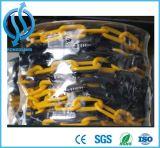 Plastikwarnende Kette des sicherheitsschranke-Chain-8mm