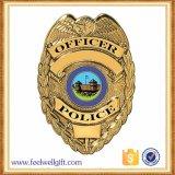 Het zachte Kenteken van de Politie van de Ambtenaar van de Douane van het Email