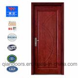 標準的な様式の内部の設計されたカシ木ドアの内部の寝室木ドア