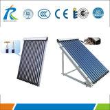 Солнечный солнечный коллектор пробки подогревателя воды эвакуированный
