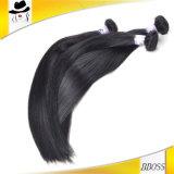Человеческие волосы девственницы Unprocessed перуанские
