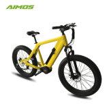 Caché de la batterie moteur 1000W MI Vélo Electrique vélo électrique des pneus de graisse