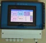 Analyseur de qualité de l'eau pour tester le pH, la température, l'oxygène dissous, la conductivité, la turbidité