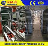 Автоматические система клетки батареи цыплятины фермы цыпленка/цыплятина слоя батареи арретируют высокое качество Китая