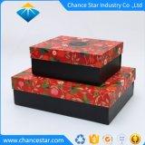 Vakje van het Karton van het Document van de douane het Vouwbare Kosmetische Verpakkende