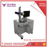 Laser de la fibra del metal que hace la máquina