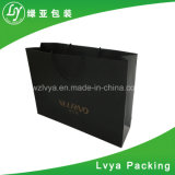 Bolsa de papel barata por encargo de la impresión en offset de las ventas al por mayor del diseño encantador