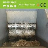 Máquina triturador de plástico para refeições de filme/bag