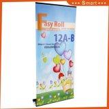 Comercio al por mayor de la publicidad Display Stand Al-Alloy Tire 80*200cm de Banner Roll up