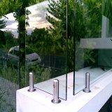 صنع وفقا لطلب الزّبون 304/316 تصميم زجاجيّة حامل لأنّ [سويمّينغ بوول] يسيّج