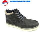 Chaussures thermiques coupées par haute de modèle neuf avec l'unité centrale pour l'homme en hiver