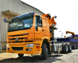 Grúa montada carro del camión de SINOTRUK HOWO