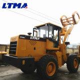 Lader van het Logboek van 3 Ton ATV van Ltma de Mini voor Verkoop