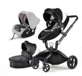 Neuer Baby-Spaziergänger-heiße Mamma 3 in 1 hohem LandschaftsbabyPram