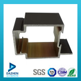 Falz-Tür-Aluminiumaluminiumprofil für Südafrika-Markt
