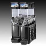 Lujo vertical jugo caliente y fría máquina (XM-FLH-2*12L)