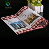 Heiße Verkaufs-Flugblatt-Blättchen-Drucken-Nahrungsmittelmenü-Broschüren