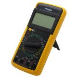 AC gelijkstroom de Professionele Elektrische LCD Digitale Multimeter Dt9205A van de Meter van het Meetapparaat van de Vertoning Handbediende