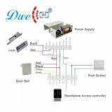 Zugriffs-Controller Wiegand 26 Screen-Tastaturblock der Zugriffssteuerung-Installationssatz-125kHz RFID unabhängiger