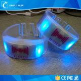 De Draadloze LEIDENE RFID Met afstandsbediening Lichte Armband van het Silicium