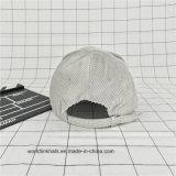 Painel 6 Corduroy Patch de tecidos enrolado boné de Promoção de pico