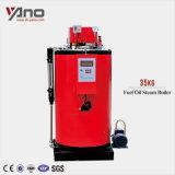 35kg-500kg/h pour le Pétrole/Gaz a Tiré le service de blanchisserie électrique Chaudière à vapeur