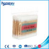 中国からの木の綿綿棒の製造者
