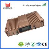15MHz Fréquence centrale réglable Egsm900 répétiteur de signal avec affichage LED